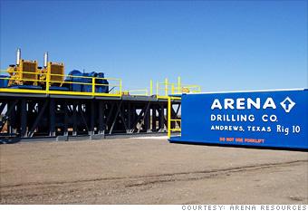 Arena Resources