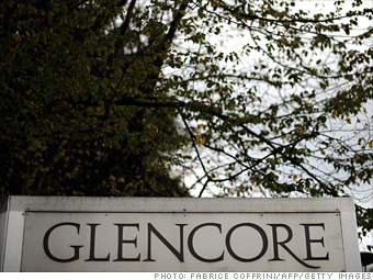 Glencore International