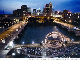 Des Moines-West Des Moines