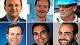 25 Richest Executives