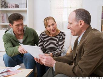 best jobs, fast growing, financial adviser
