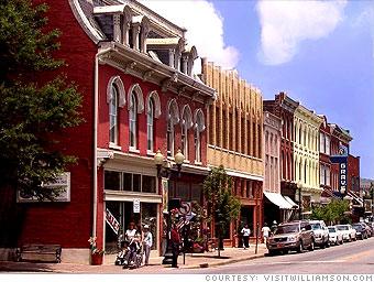 Cities Near Murfreesboro Nc