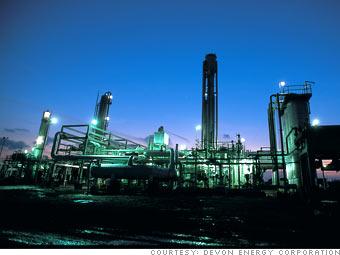 devon energy careers