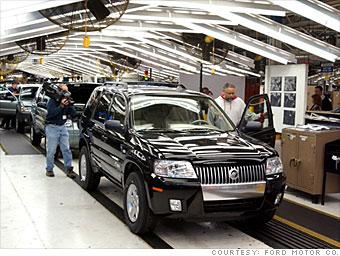 ford motor company marketing