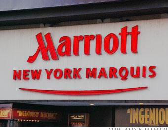 marriott market segmentation