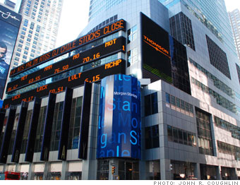 MS - Morgan Stanley Company Profile - CNNMoney com