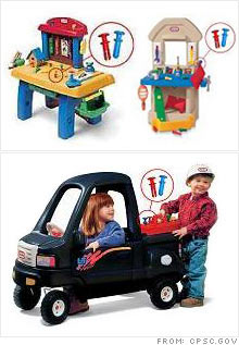 Pleasant Little Tikes Recalls 1 6 Million Workshop Sets And Trucks Ocoug Best Dining Table And Chair Ideas Images Ocougorg