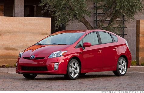 Toyota Recalling 437 000 Hybrids