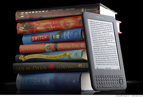 Kindle 3 is Amazon's fastest-selling but sales still unknown - Aug