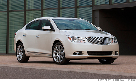 Gm To Unveil New Buick Hybrid