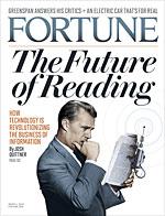 De toekomst van tijdschriften