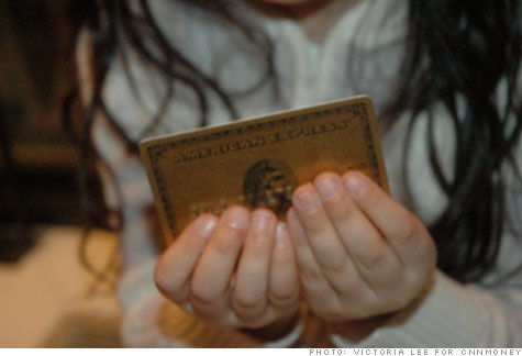 My American Express >> American Express Offered A Card To My 3 Year Old Daughter