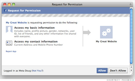 Facebook Is Great For Sharing Pictures >> Facebook Temporarity Disables Personal Data Sharing Feature Jan