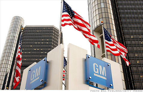 GM tax break