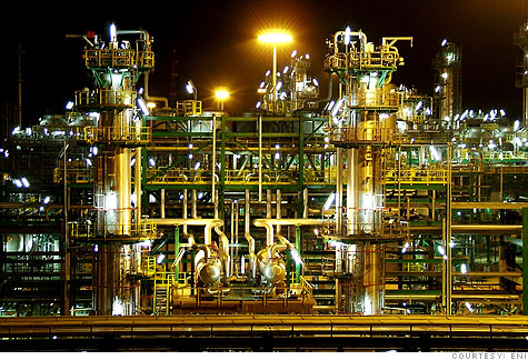 libya oil production shutdown