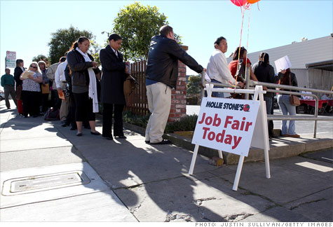 Spending cuts won't help 25 million hurting for jobs