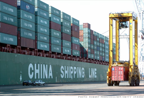 China reports unexpected trade gap in February