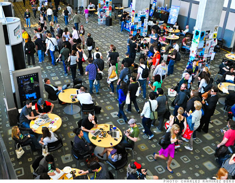 Last year's SXSW Interactive drew 14,000 people. This year, organizers expect at least 18,000.