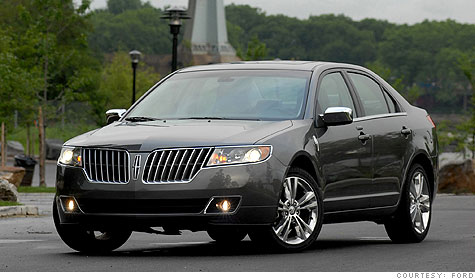 J.D. Power: Lincoln tops vehicle dependability survey - Mar. 17, 2011
