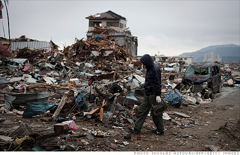 Japan Quake Could Cost  Billion