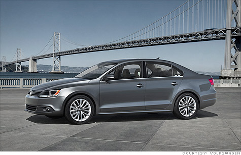 VW recall over Jetta-stopping horn - Mar  28, 2011