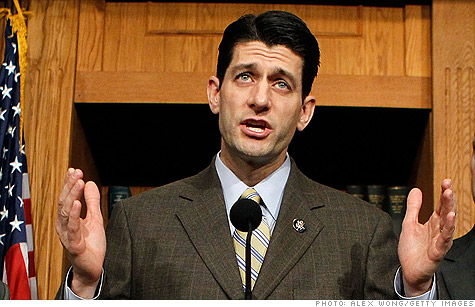 House Budget Chairman Paul Ryan is expected to put out his 2012 proposed budget resolution on Tuesday.