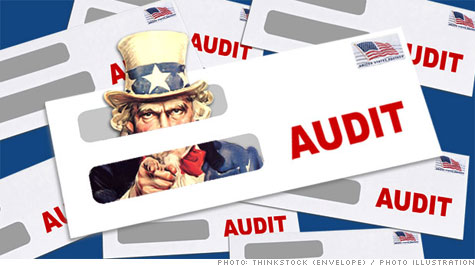 IRS ramps up mail tax audits.