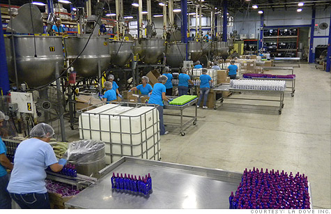 La Dove, a Florida hair care products manufacturer, is going ahead with hiring plans despite dealing with rising raw material costs.