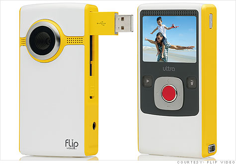 Cisco will no longer make Flip digital video cameras.