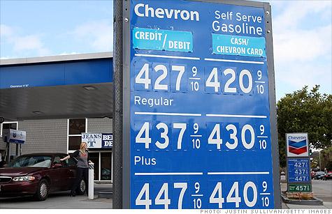 Gas spike feeds inflation pain