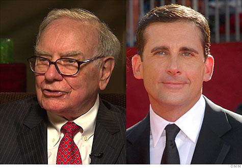 Buffett to appear on 'The Office'