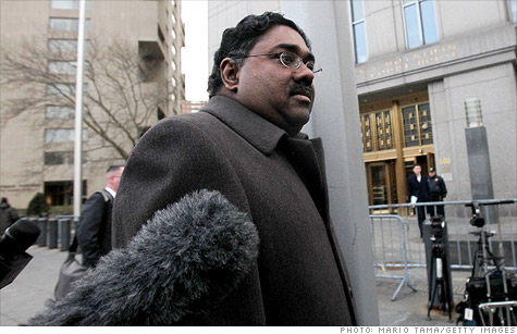 Galleon Group founder Raj Rajaratnam was found guilty of 14 counts in an insider trading case.