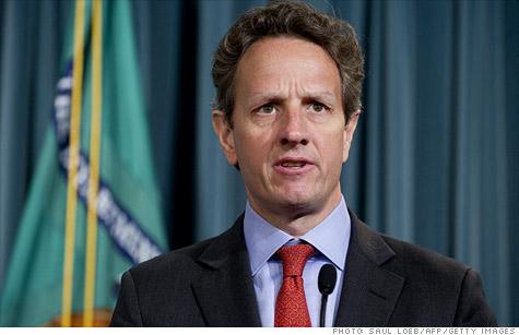 Geithner, Tim Geithner