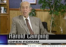 end of the world, harold camping, family radio, doomsday, judgment day, may 21