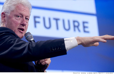 Bill Clinton tells Democrats: New York win is no excuse on Medicare.