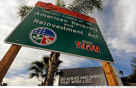 Economic stimulus runs dry