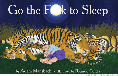 Akashic Books is the publisher behind the runaway hit 'Go the F to Sleep.'