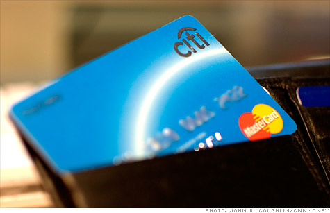 Citigroup said that a hacker accessed personal information on more than 200,000 card holders.
