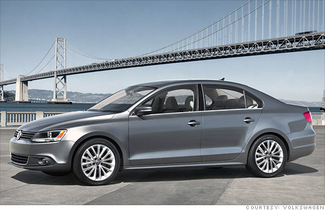 The New Vw Jetta Is Ing Well Despite Digs From Citics At Influential Magazines Like Consumer