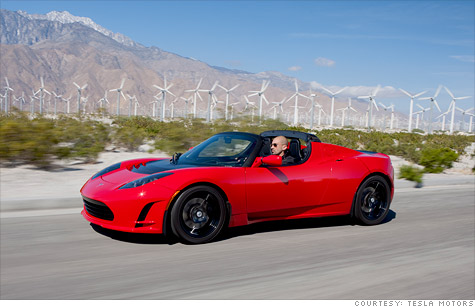 Tesla Roadster Reaches The End Of Line