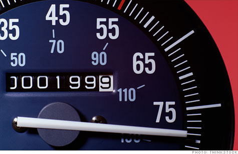 IRS hikes mileage rate by 4.5 cents - Jun. 23, 2011