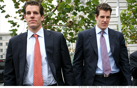 The Winklevoss twins have been mired in litigation with Facebook for seven years.