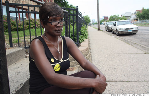 The Minnesota government shutdown means Cherise Payton can't turn to her caseworkers if there is a crisis in her family.