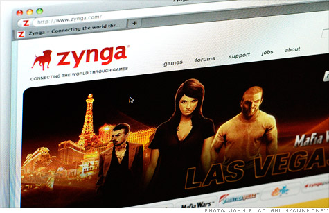 Zynga IPO: FarmVille maker expects to raise $1 billion