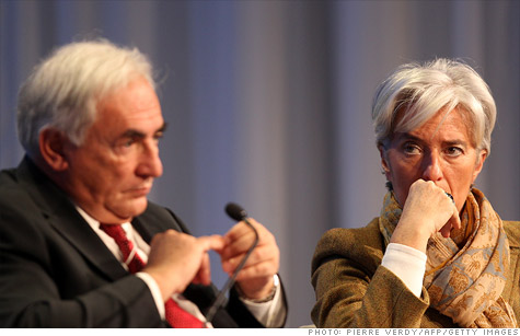 Lagarde says IMF should focus more on employment