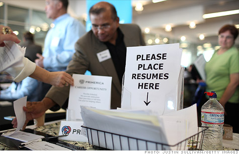 ADP and initial claims show jobs market improvement