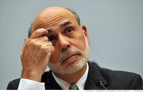 Bernanke: U.S. default would cause 'major crisis'