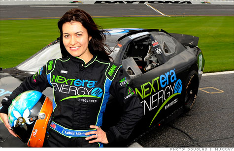 The EPA enlists NASCAR star-power in its latest push to get Americans to go green.