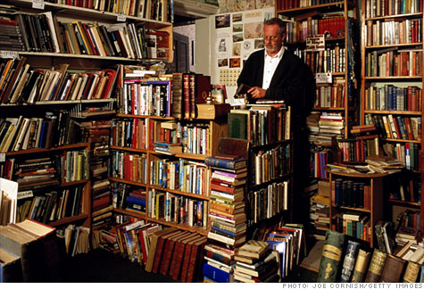 The post-Borders world for independent booksellers