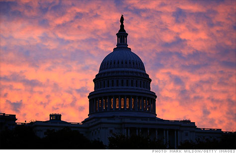 Economists are worried about the risk of recession if Congress remains deadlocked on raising the debt ceiling.